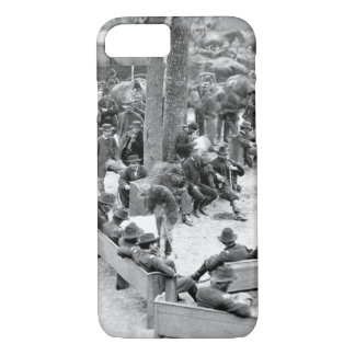 General Grant's Council_War Image iPhone 7 Case