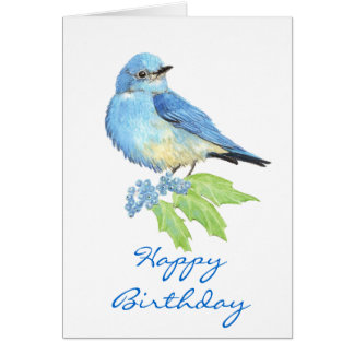 General  Happy Birthday Card