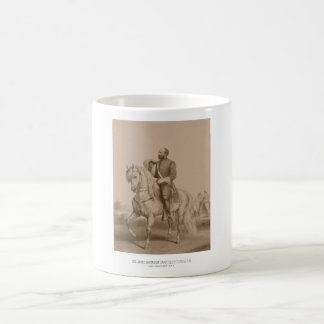 General James Garfield -- Civil War Coffee Mug