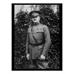 General John J. Pershing.  General_War Image Poster