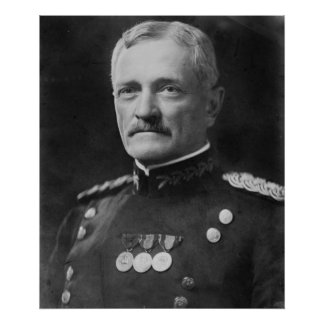 General John J. Pershing Poster