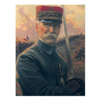 General Joseph Gallieni Postcard