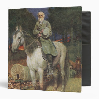 General Lee on his Famous Charger, 'Traveller' Binders