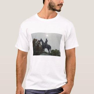 General Lee Virginia statue at Gettysburg T-shirt