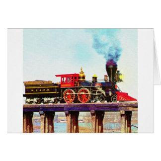 General Locomotive Card