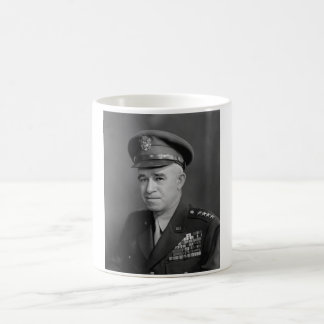General Omar Bradley -- WWII Coffee Mug