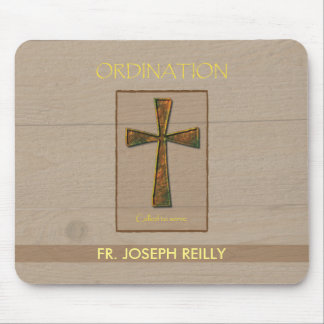General Ordination Congratulations, Metal Design C Mouse Pad