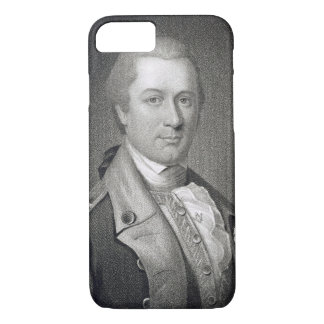 General Otho Holland Williams (1749-94) engraved b iPhone 7 Case