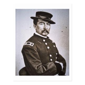 General Philip H. Sheridan (1831-88) (b/w photo) Postcard