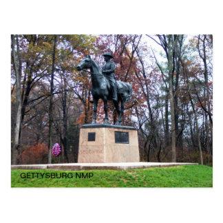 GENERAL SEDGWICK MONUMENT POSTCARD