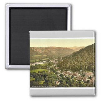 General view, Bettws-y-Coed (i.e. Betws), Wales ra Magnet