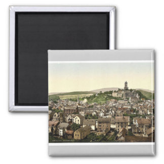 General view, Dillenburg, Hesse-Nassau, Germany cl Magnet