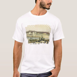 General View of the Island of Philae, Nubia, from T-Shirt