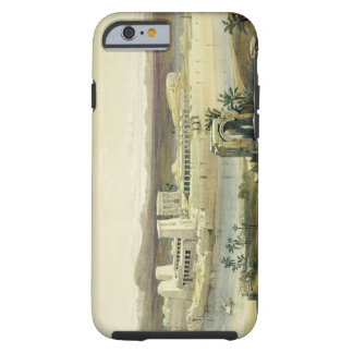 General View of the Island of Philae, Nubia, from Tough iPhone 6 Case