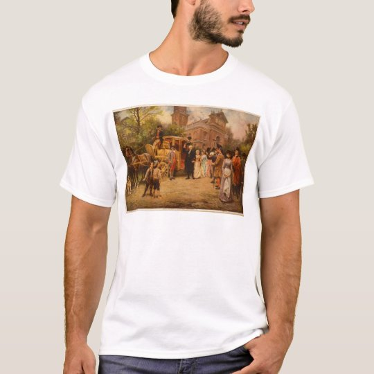 General Washington at Christ Church Easter Sunday T-Shirt