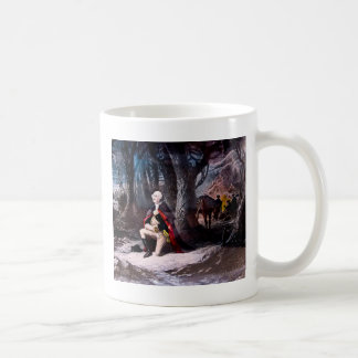 General Washington Praying at Valley Forge, PA Coffee Mug