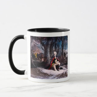 General Washington Praying at Valley Forge, PA Mug
