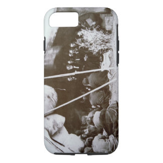 General William T. Sherman (1820-91) presides at t iPhone 7 Case