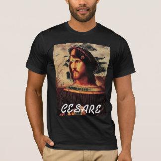 Generalissimus Pontificalis Cesare Borgia T-Shirt