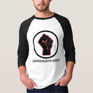 Generalists Unite, Men's T-Shirt