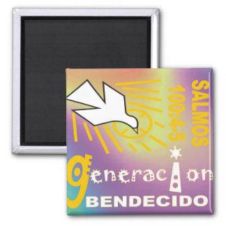 Generation Blessed Magnet