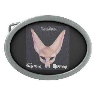 Generation Miscreant Oval Belt Buckle