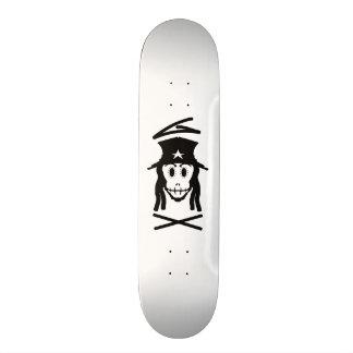 Generation X Skateboard Deck