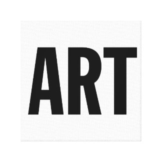 Generic Art Canvas Print