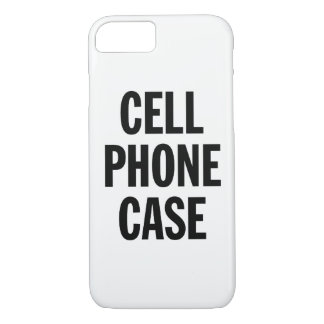 Generic Cell Phone Case