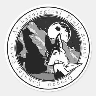 Generic Connley Caves/Willard stickers