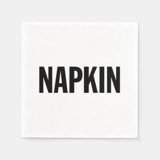 Generic Napkin Disposable Napkin