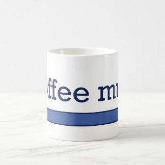Generic Repo Man coffee mug