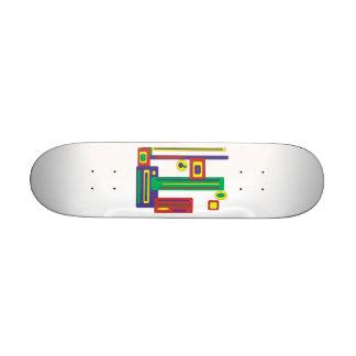 Generic skateboard