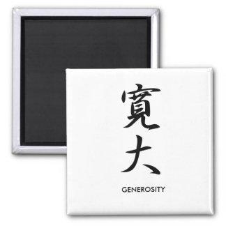 Generosity - Kandai Magnet