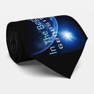 Genesis 1:1 tie