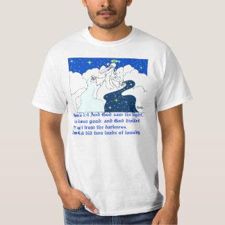 GENESIS 1:4 T-Shirt