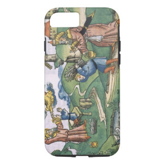 Genesis 21 1-14 Abraham's offering up of Isaac, fr iPhone 7 Case