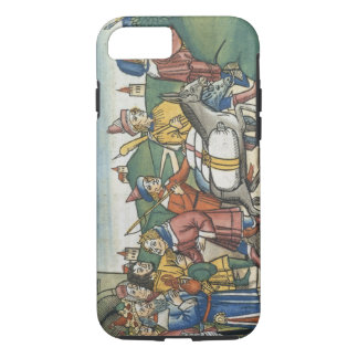 Genesis 42 25-28 Joseph sends his brothers home wi iPhone 7 Case
