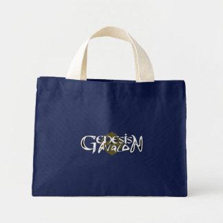 Genesis Avalon logo bags