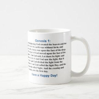 Genesis Beit  KJV Mug -Large