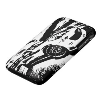 Genesis Coupe front stance Case-Mate iPhone 3 Case