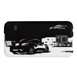 Genesis Coupe rear stance Galaxy S5 Cases
