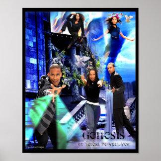 """Genesis"" Poster - SM"