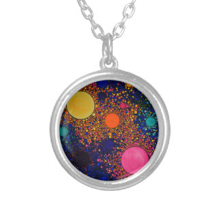 Genesis Silver Plated Necklace