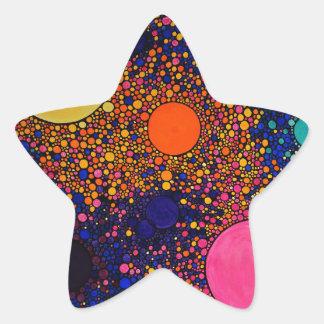 Genesis Star Sticker
