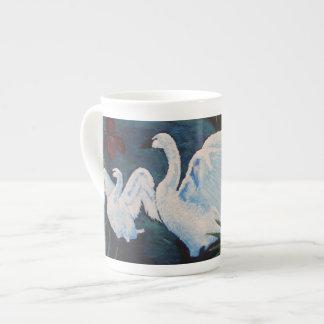 Genesis Swans Mug