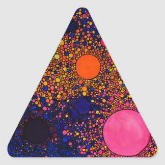 Genesis Triangle Sticker