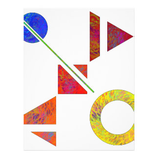 Genessium - birth of maths letterhead