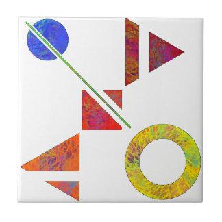 Genessium - birth of maths tile