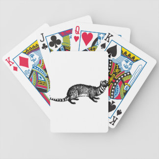 Genet Bicycle Playing Cards